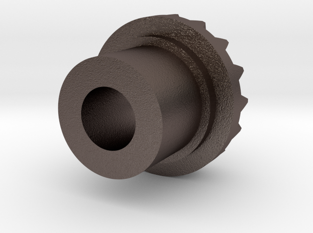 Bevel Gear 3d printed