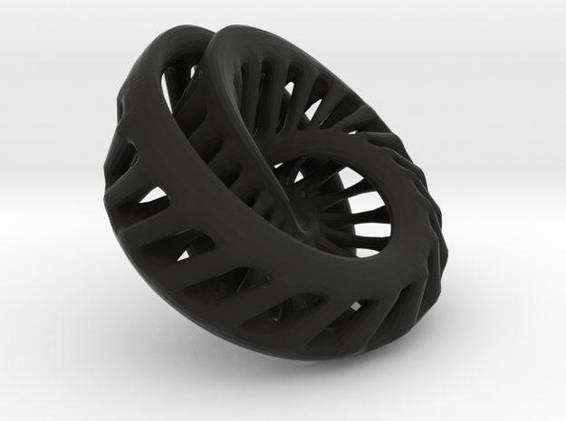 Mobius Band B 3d printed