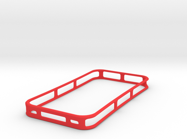 HeatLock (iPhone 4/4S) 3d printed
