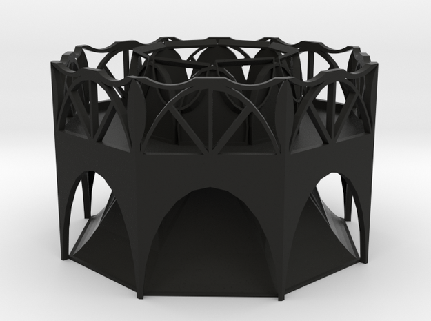 Arch Planter 3d printed