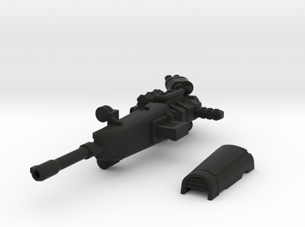 Rat-Rodding Car-Bine: Carbine with Car parts 3d printed