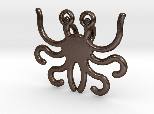 Flying Spaghetti Monster 3d printed