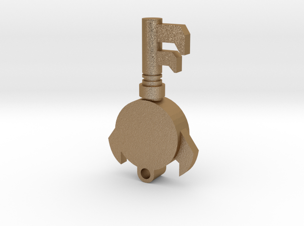 Boss Key 3d printed