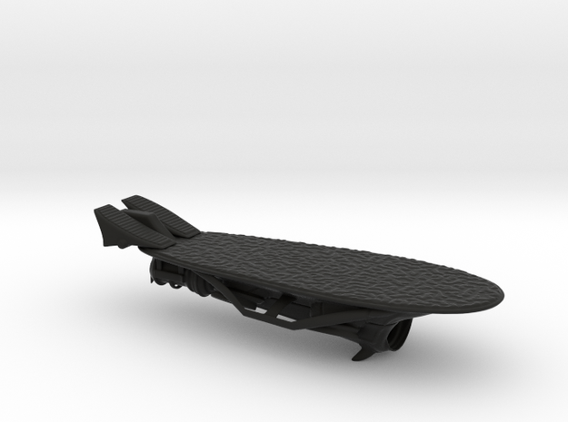 Shark Hoverboard 7 Inch 3d printed
