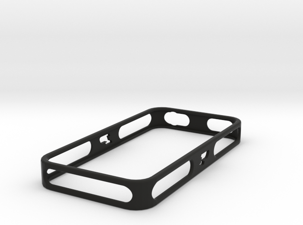 iPhone 4/4S Purdue Bumper 3d printed