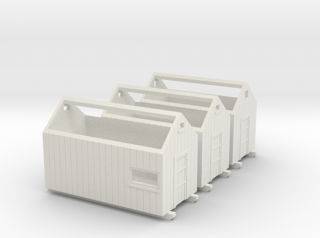 N logging - Storage Sheds 3d printed
