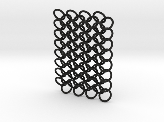 Chainmaille 2 3d printed
