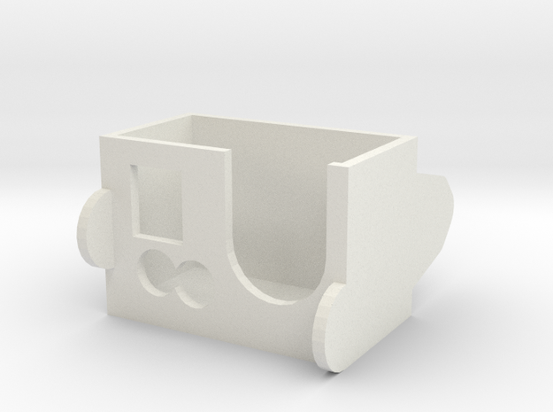 TBS Caip GoPro 2 V1 3d printed