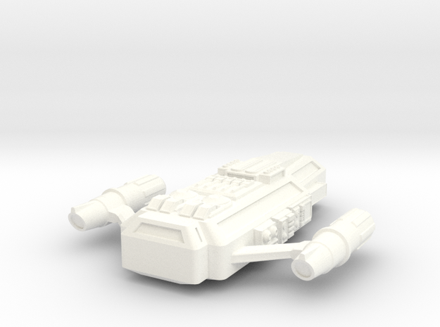 22nd Century Runabout transport 3d printed