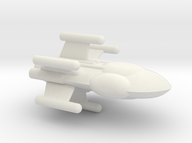 Fraltha-fleet-scale 3d printed