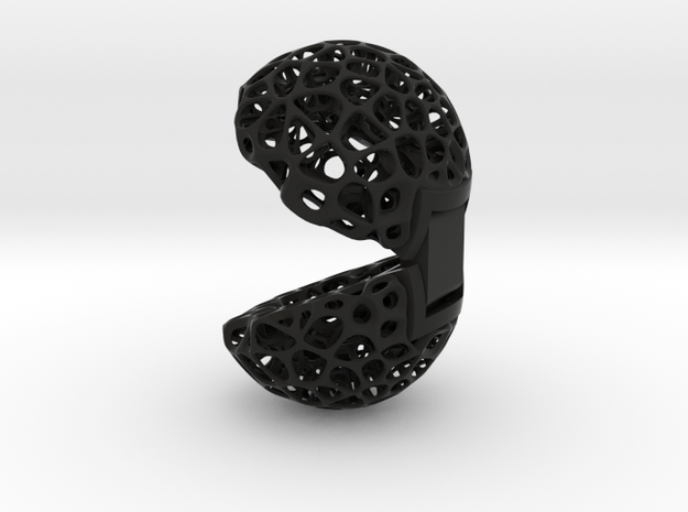 Voronoi Skeleton Case 3d printed
