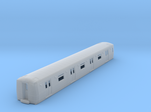 N Scale R44/R46 Subway A Unit Body