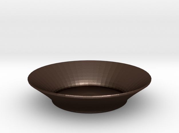 nero salad bowl 3d printed
