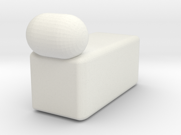 day bed 3d printed