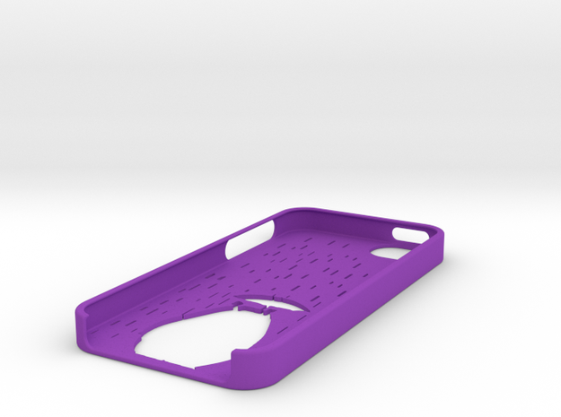 Totoro iPhone 5 case (Fixed!) 3d printed