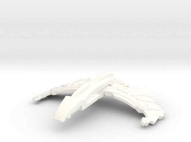 Tyranex Class Destroyer 3d printed