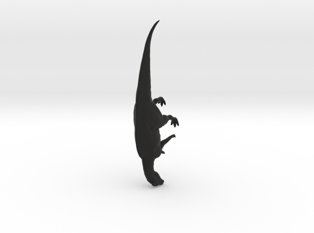 DInosaur Parasaurolophus Baby Joe walking 3d printed