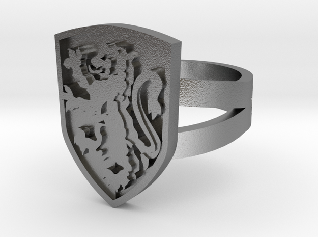 Gryffindor Ring Size 7 3d printed
