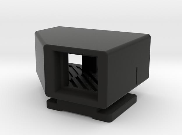 35mm accessory viewfinder 3d printed