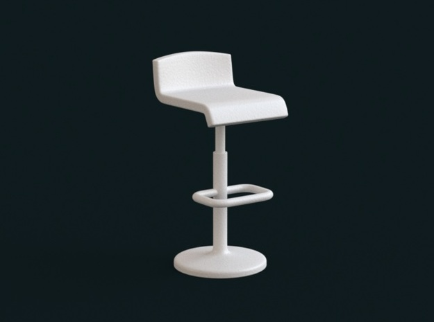 1:39 Scale Model - Bar Chair 01 3d printed
