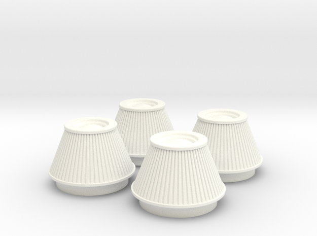 1/12 K&N Cone Style Air Filters TDR 4600