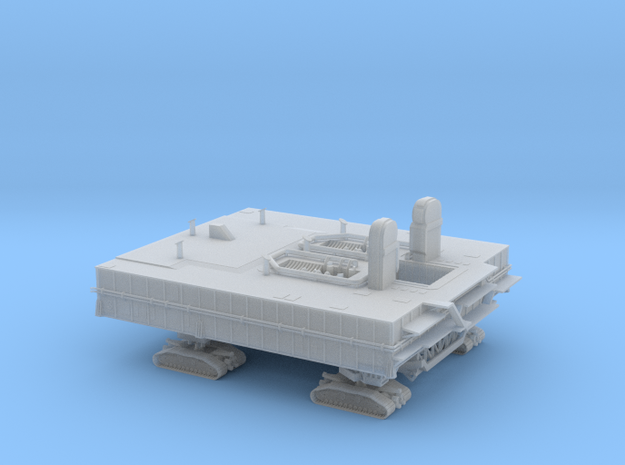 1/400 Shuttle MLP & Crawler, launch pad 3d printed
