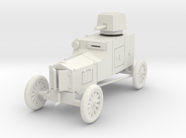 PV34 Ford TFC Armored Car (28mm) 3d printed