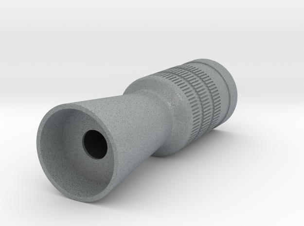 Flash Hider Luke 3d printed