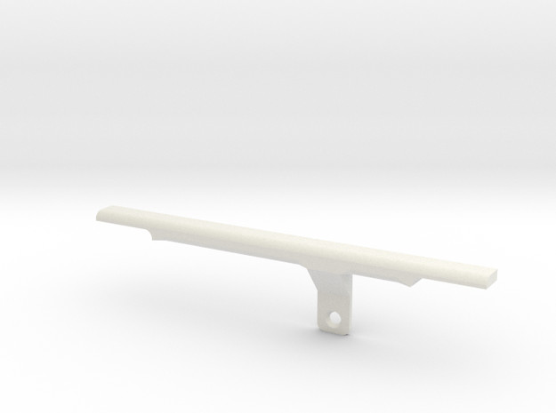 ThumbRail - Bridge No Guard - Fender Jazz 3d printed