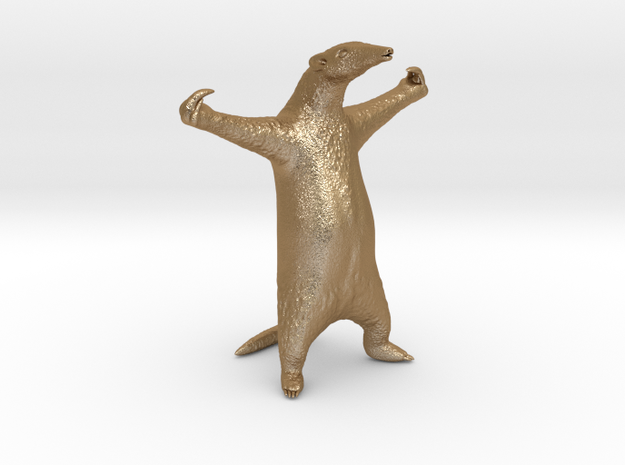 Golden Anteater - Come at me bro! 3d printed