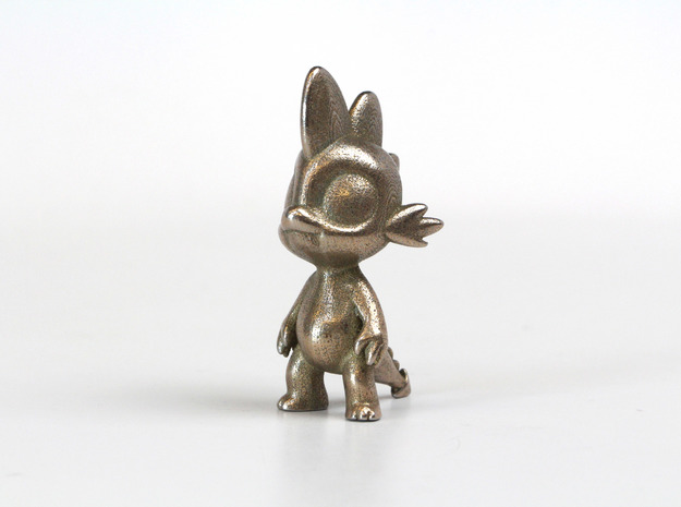 My Little Pony - Metal Spike (≈65mm tall) 3d printed