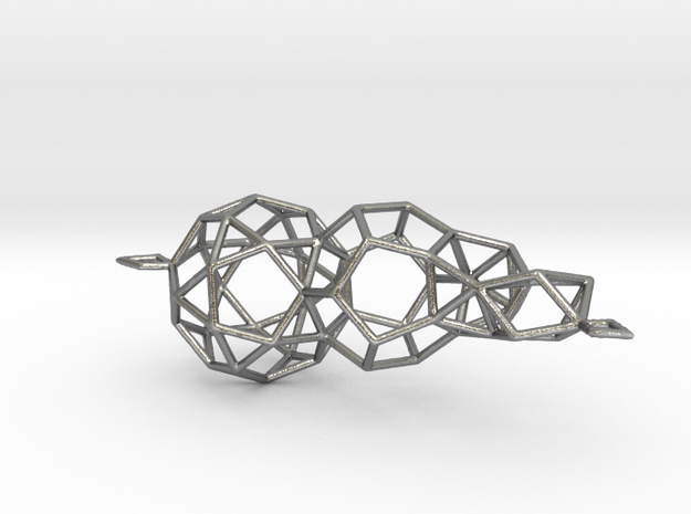 Pendant_top_geometry 3d printed