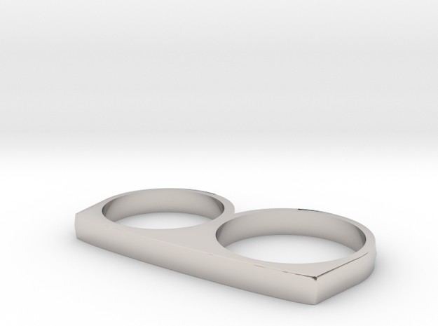 Dyplos Ring 3d printed