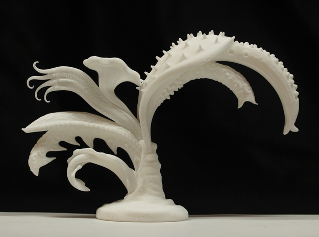 Woodring 3d printed