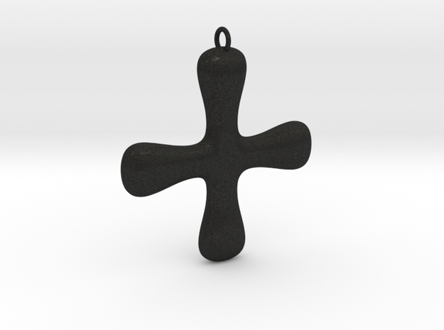 Minimalist Cross 3d printed