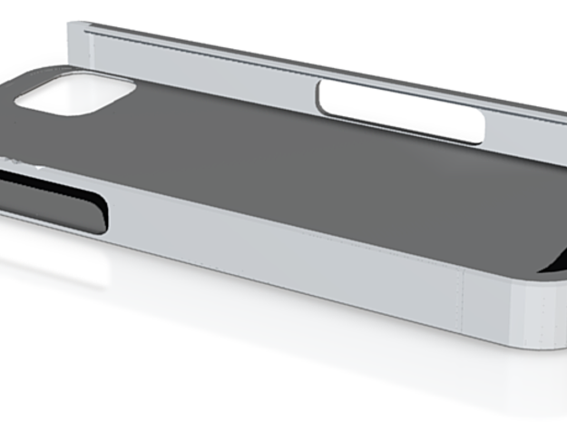 iPhone5 Protective Case 3d printed