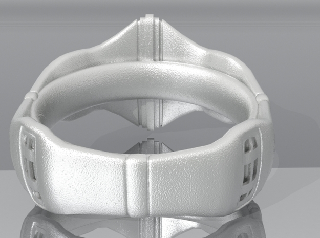 Chevalier Ring 2 3d printed