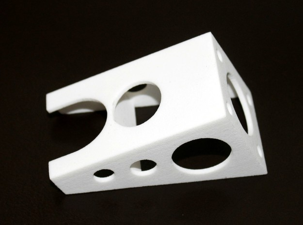 Slot Car Throttle Holder 1 3d printed