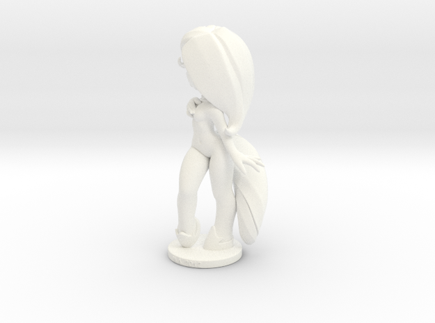 Luna Pose 02 - 90mm 3d printed