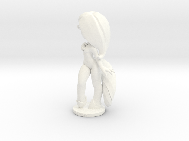 Luna Pose 02 - 120mm 3d printed