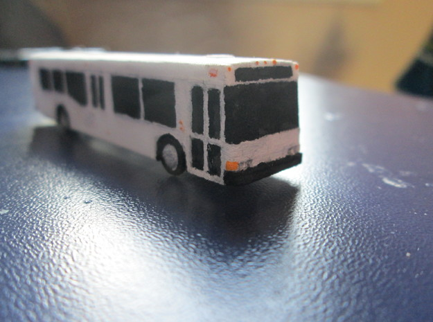 n scale nabi 40-lfw bus
