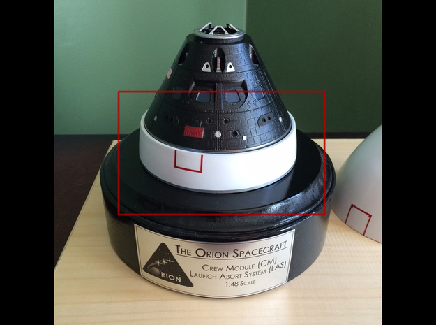 Orion BPC LAS Adapter 1:48