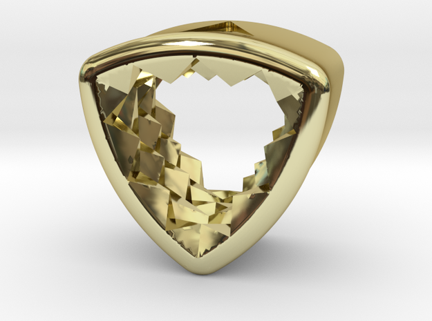 Stretch Diamond 18 By Jielt Gregoire 3d printed
