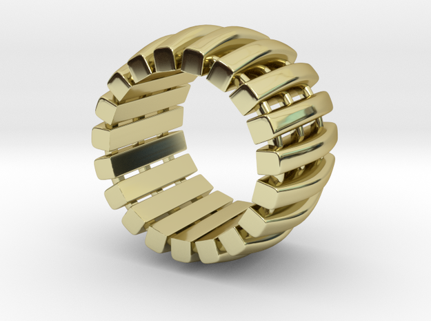 Array Ring Type 1 3d printed