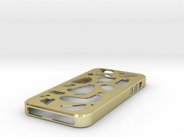 Iphone5 Case Scratch 3d printed