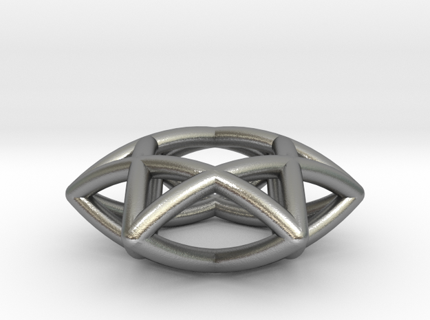 Star Of David, mini 3d printed