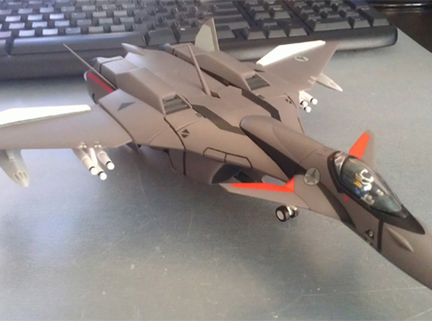 VF-11 Relámpago - Wing Adapters x2 3d printed