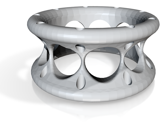 Ultralight Ring 3d printed