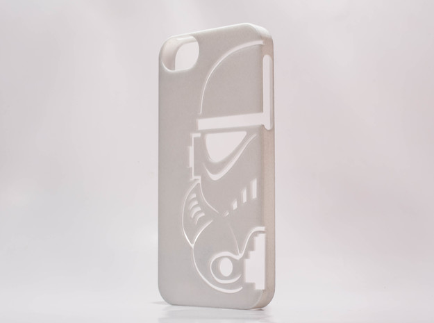 Stormtrooper Iphone 5 case 3d printed Picture By louis.dumetz@gmail.com
