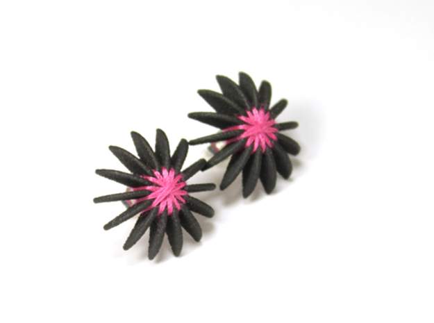 Ear Lollie Studs 3d printed